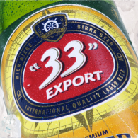 33 Export Lager Beer