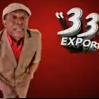 "TV Advert for ""33"" Export Larger Anniversary Promo"