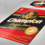 Champion Lager Beer